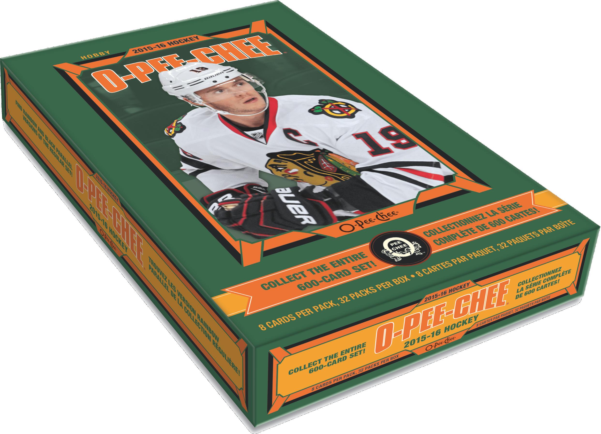 15-16 Upper Deck O-Pee-Chee Hockey 69e311aa613